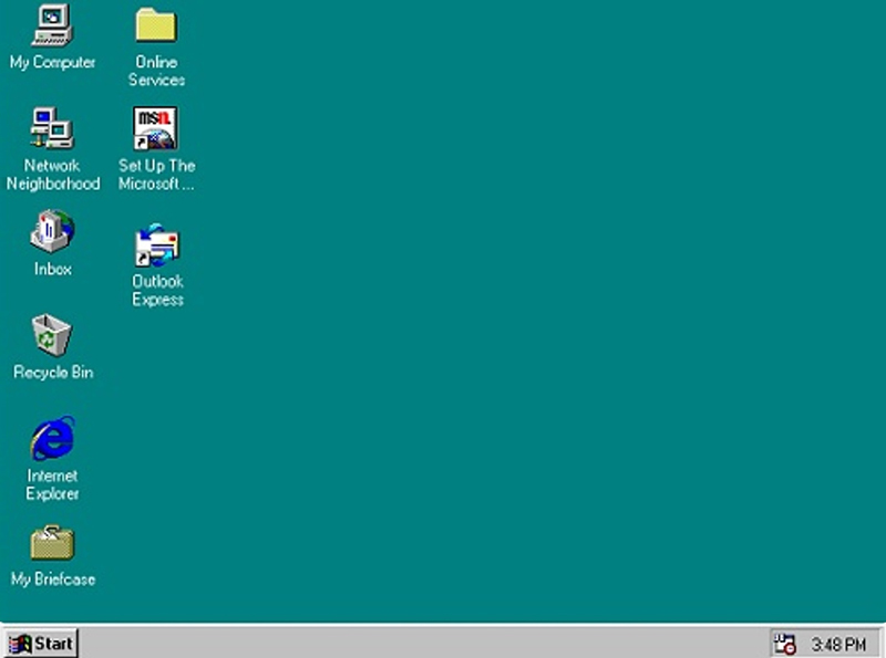 A report on microsofts windows 98 operating system